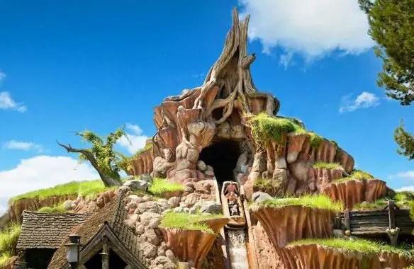 Calor en Disneyland, temporada de verano