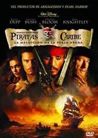 Películas que debes ver antes de ir a Disneyland - Piratas del Caribe