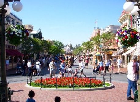 razones para visitar disney main street