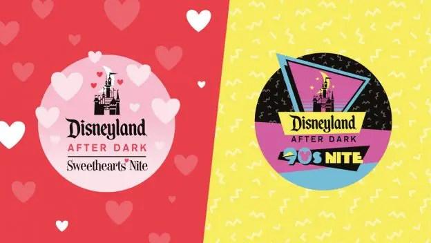 Disneyland After Dark evento