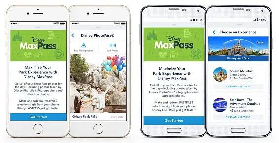 MaxPass de Disneyland