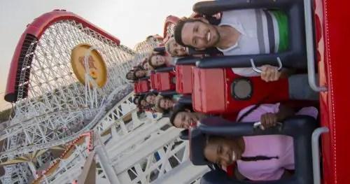 Atracciones en Disneyland no Aptas Para Cardiacos