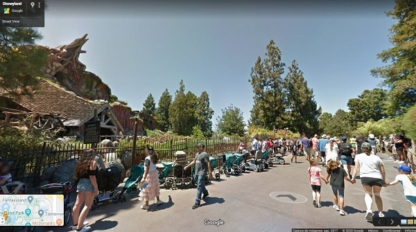 Recorre Disneyland y Disney California Adventure Desde Casa