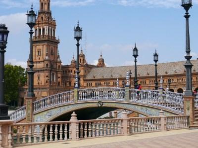 De viaje a Sevilla