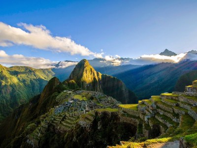 Me encantaría visitar Perú.