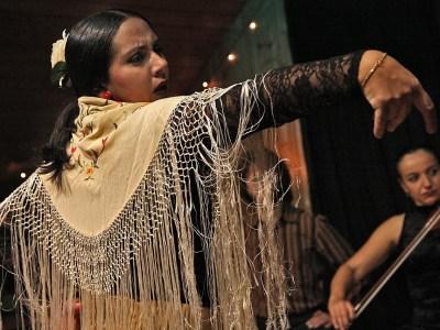 Me he apuntado a clases de flamenco.