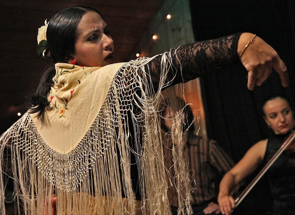 Spanish culture, flamenco. vamosaudioblog.com