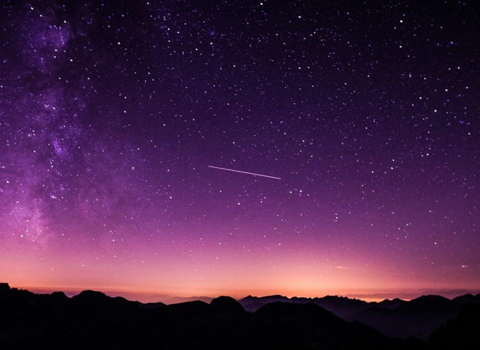 Noche de estrellas. vamosaudioblog.com
