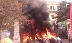 Fuego la legislatura por Malas Lenguas en Tus ojos Facebook.