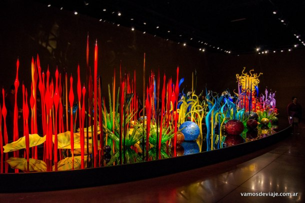 Mile Fiori - Chihuly Garden and Glass