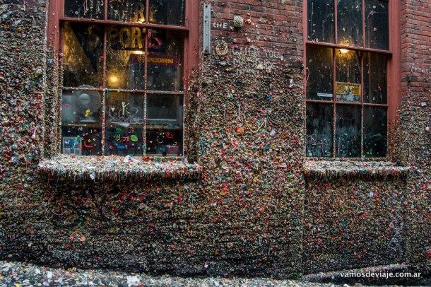Gum Wall