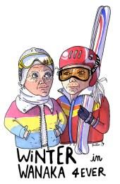 ski winter