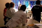 A turma do VFC nos bastidores do programa Todo Seu