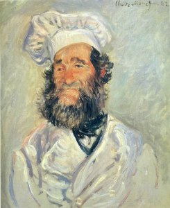 The Chef Pere Paul, Claude Monet