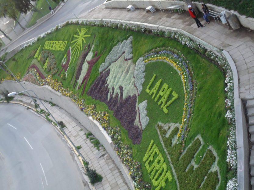 Parque Municipal de La Paz