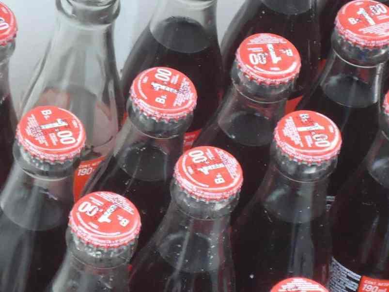 Coca cola la paz