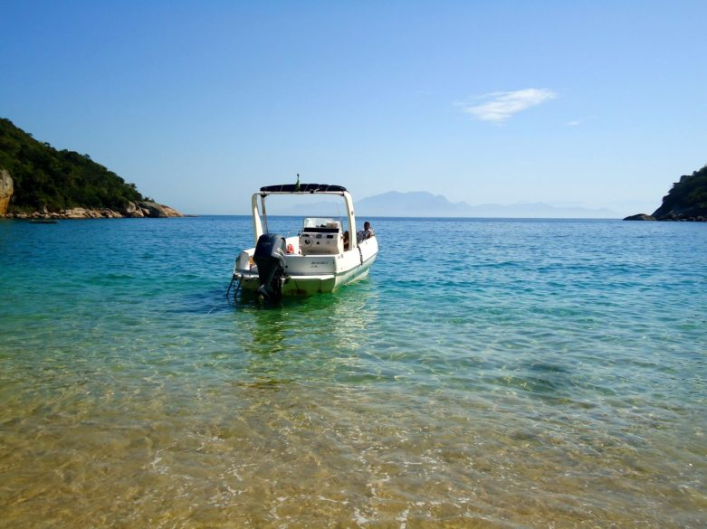 Praia de Meros - Ilha Grande