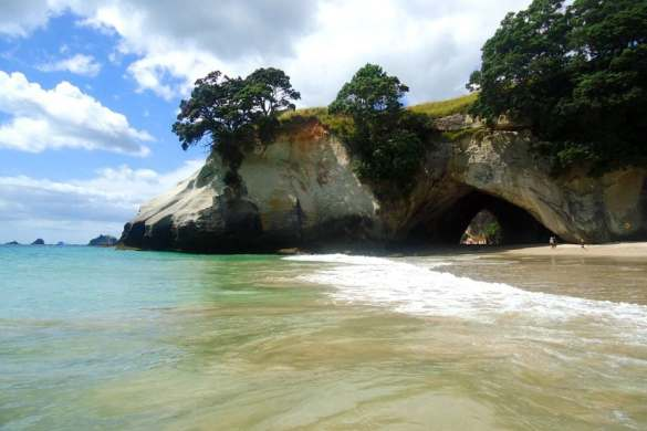 Cathedral Cove - Coromandel - NZ