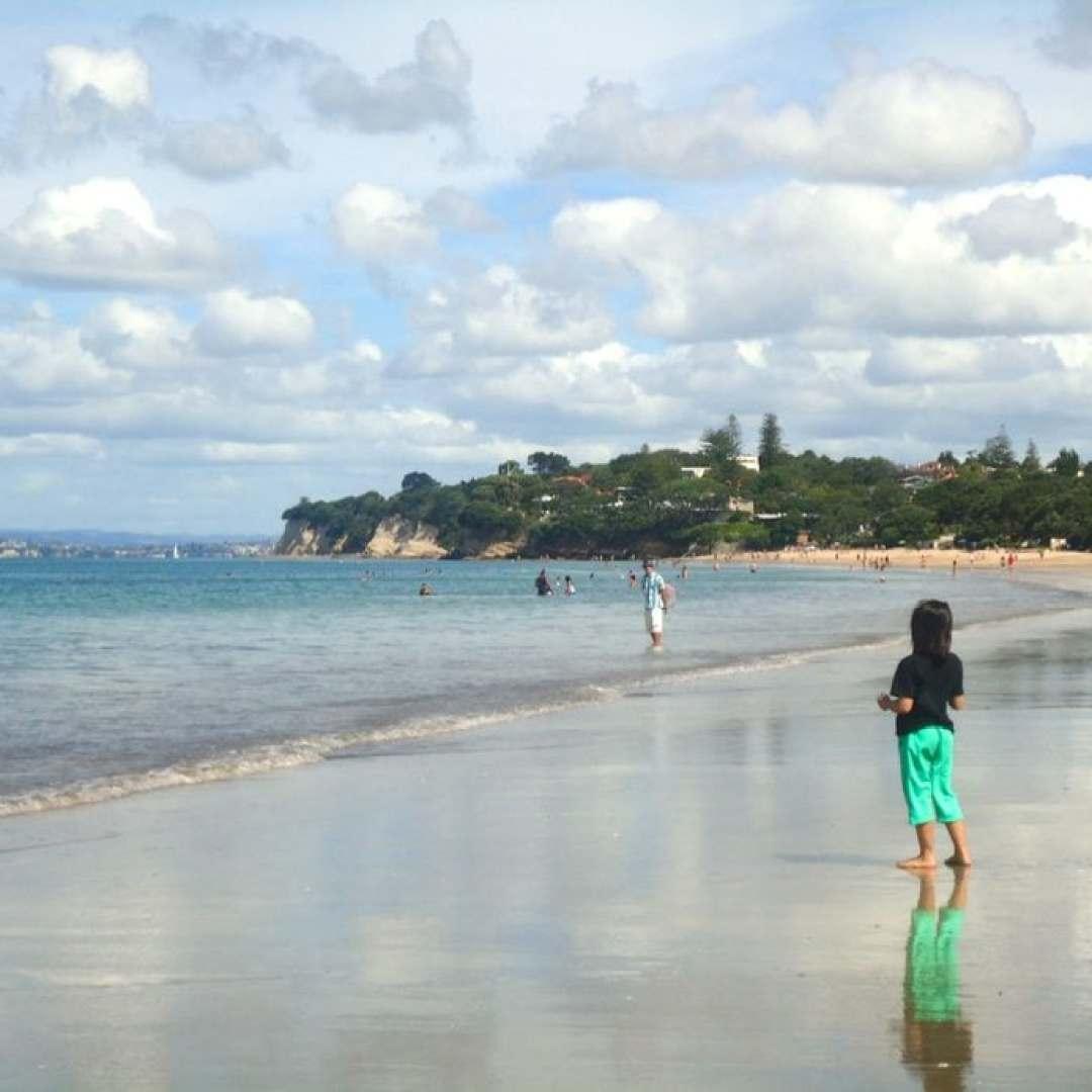 Takapuna beach - Auckland - NZ