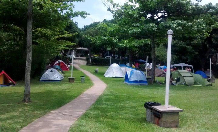 Camping Canto Grande - ilhabela