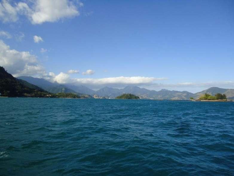 Como chegar em Ilha Grande