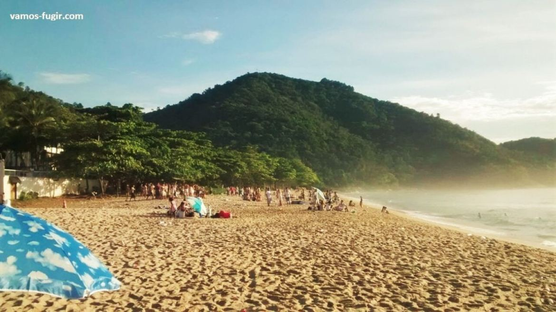 praias de Ubatuba