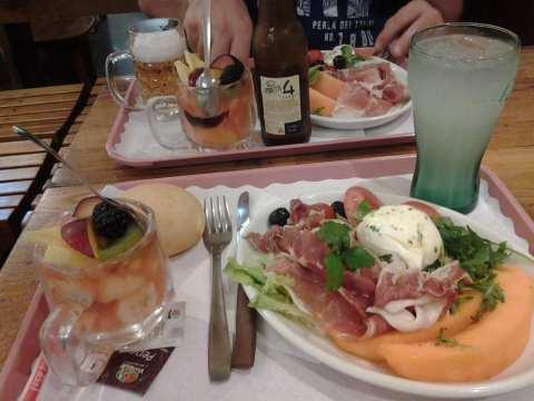 Florença- fast food italiano