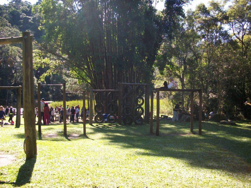 Trilha da Pedra Grande no Parque da Cantareira