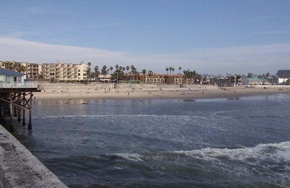 Intercâmbio em San Diego