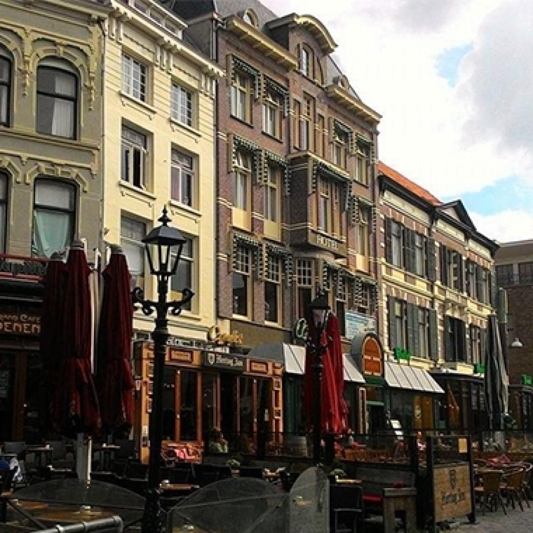 Morar na Holanda - primeira semana