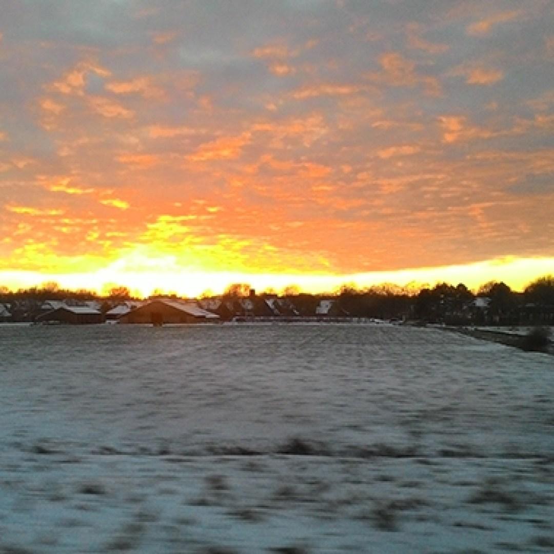 inverno em Groningen