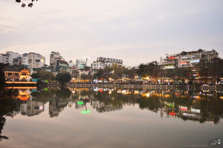 O que fazer em Hanói