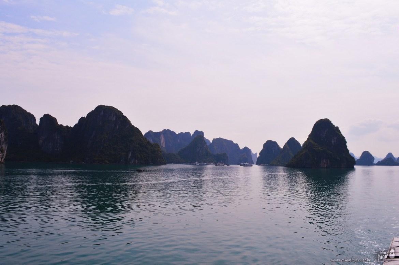 Ilhas de Halong bay 2