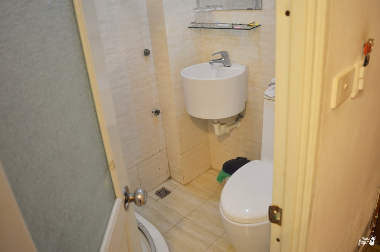 Zesty - banheiro