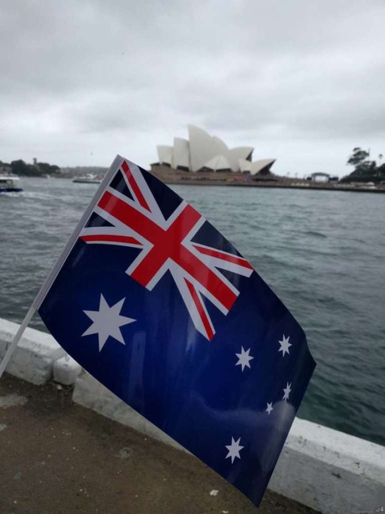Morar na Austrália