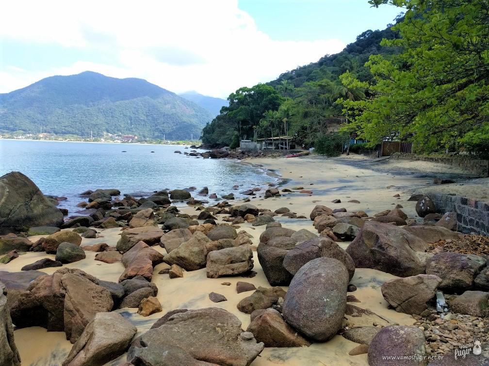 trilha das 7 praias