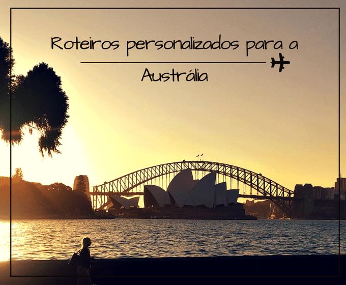 Roteiro de viagem para a Austrália