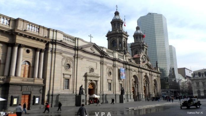 Roteiro em Santiago do Chile - Parte 1