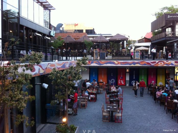 Roteiro em Santiago do Chile - Parte 1 8