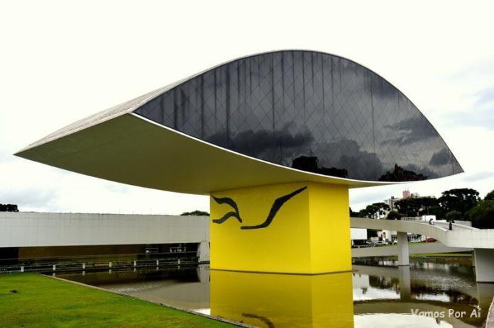 Museu Oscar Niemeyer: coisas para fazer em Curitiba