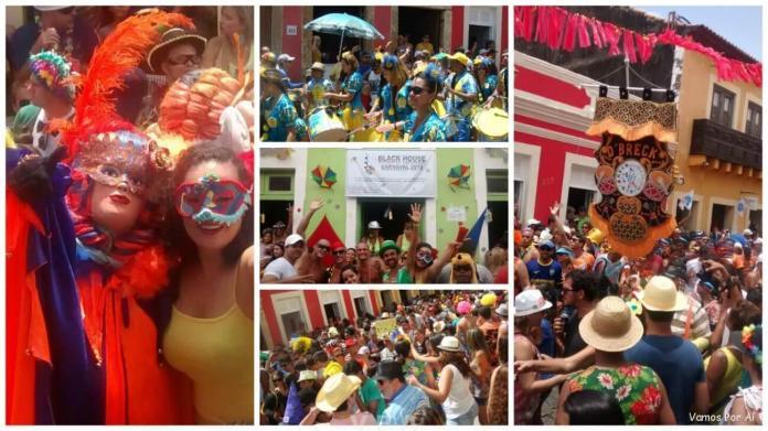 Carnaval nas Ladeiras de Olinda