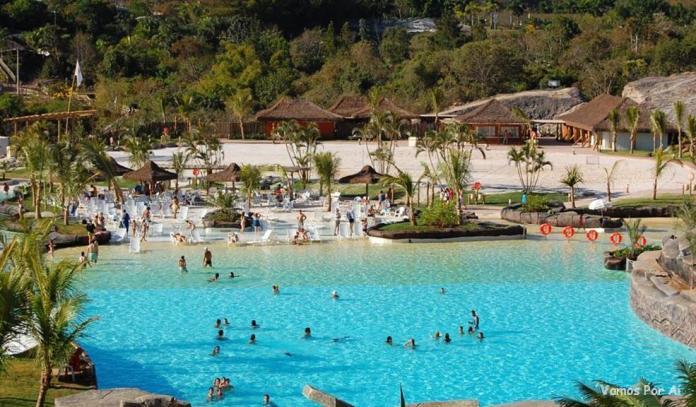 Hot Park em Rio Quente, lugares para ir em Goiás, melhores lugares para viajar em Goiás, viagem com crianças em Goiás