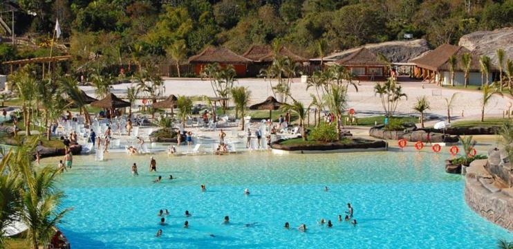 Hot Park o Parque Aquático do Rio Quente Resorts