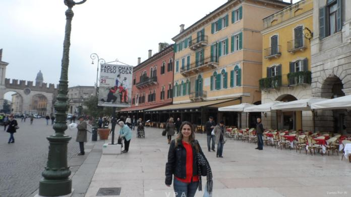Principais pontos turísticos de Verona