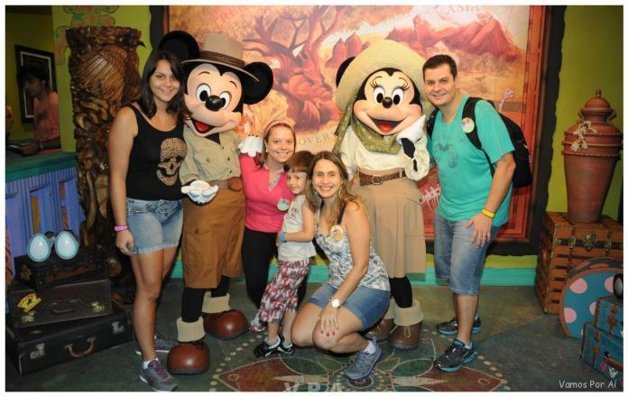 Roteiro de Parques na Disney