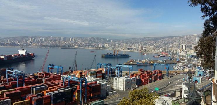Roteiro em Valparaíso do Chile Parte 2