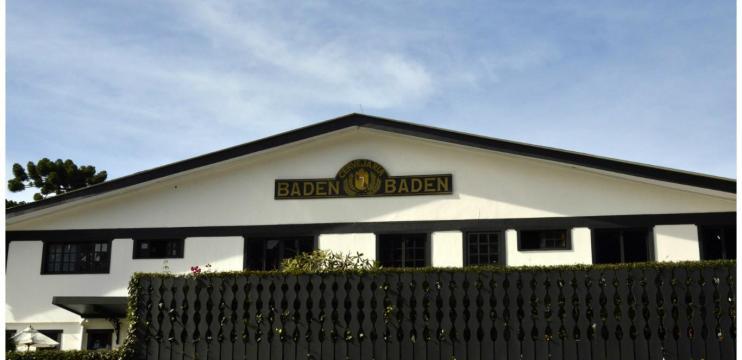 Fábrica Baden Baden em Campos do Jordão