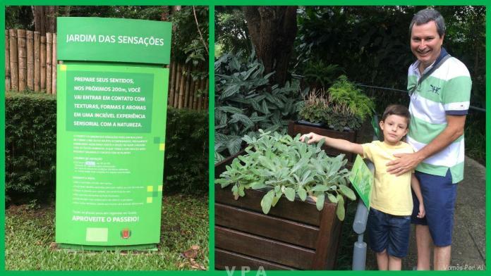 Jardim das Sensações Curitiba: passeios em Curitiba