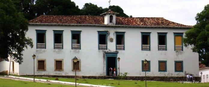 Pontos turísticos de Goiás Velho: Museu das Bandeiras