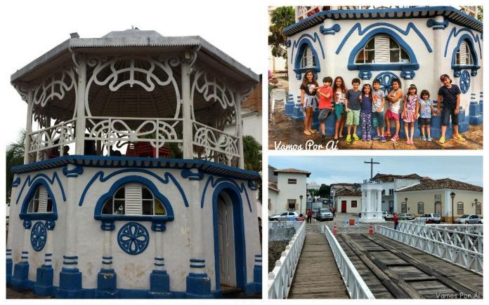 O que fazer em Goiás Velho, Cidade de Goiás, Coreto de Goiás Velho